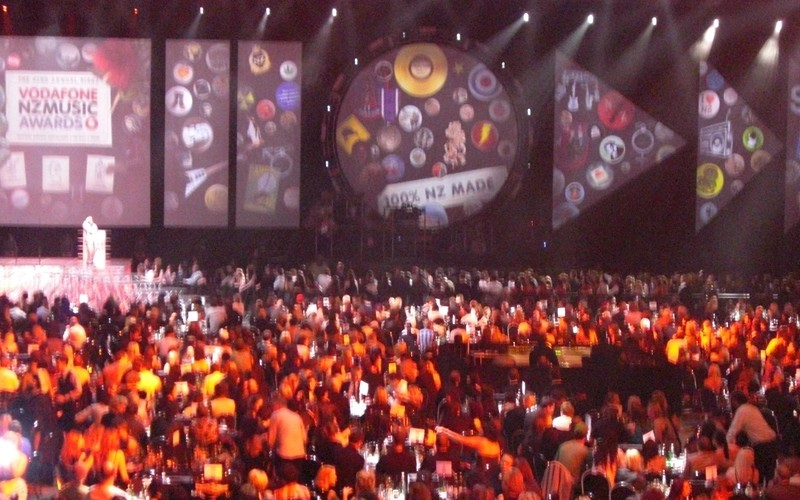 Music Awards Stage Set (2)